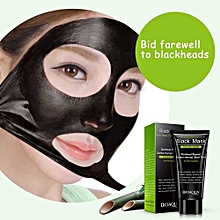 Blackhead Remover Black Mask - Deep Clean Mask Whitening Complex