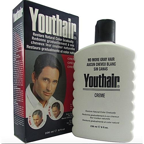 Cream is no hair restorer