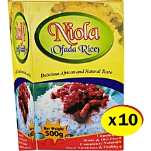 NIOLA OFADA RICE 500GM