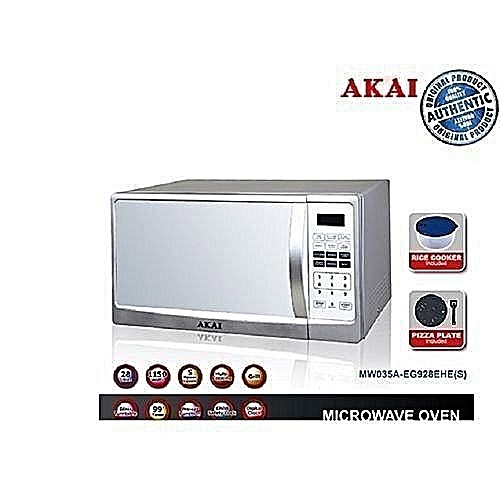 Electric Microwave Oven + Grill - 30L