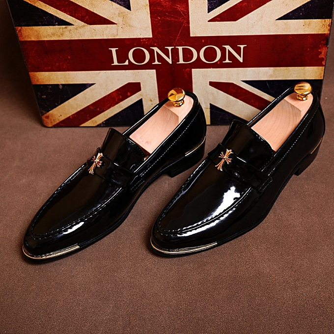 Sxing Genuine Leather Men Formal Shoes British Sytle Loafers Slip On