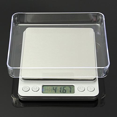 3000g X 0.1g Digital Pocket Scale Weight Electronic Balance Gram Jewelry Food