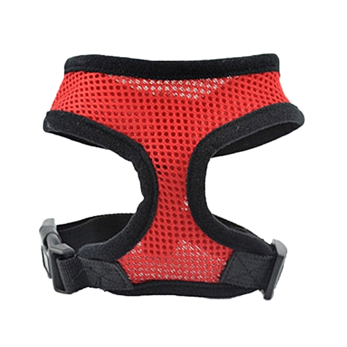 Universal New 1PC Pet Control Harness Leash Collar Mesh Vest Chest Training Strap-S,M,L,XL
