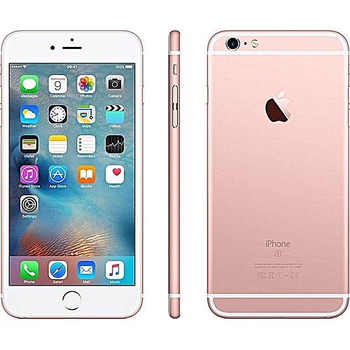 מודרני Apple IPhone 6s 64GB Rose Gold | Jumia.com.ng LZ-08