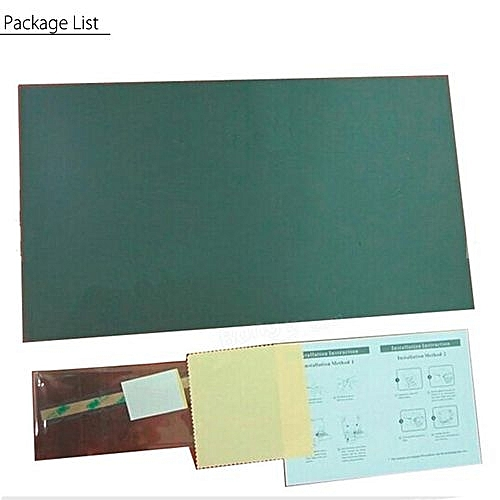 """Privacy Screen Filter Anti-Glare Protector Film For 13"""" Laptop Computer"""