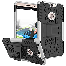 For Coolpad Max Case, Hard PC+Soft TPU Shockproof Tough Dual Layer Cover Shell