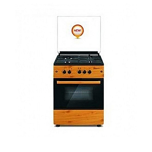 Maxi 6060 3 Gas Burners And 1 Electric Cooker