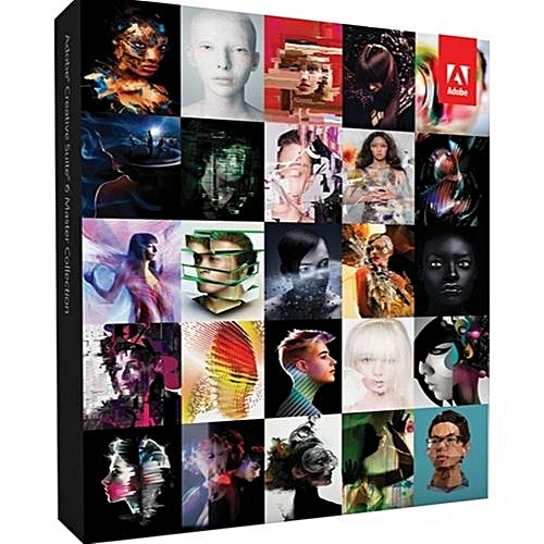 CS6 Master Collection - Mac