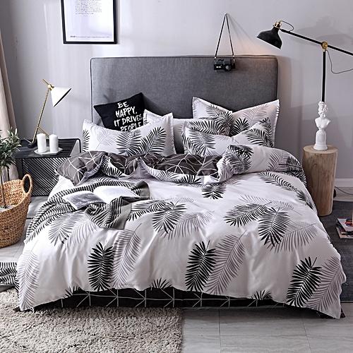 Ye Meng Duvet Cover Set 4 Pieces Comforter Set