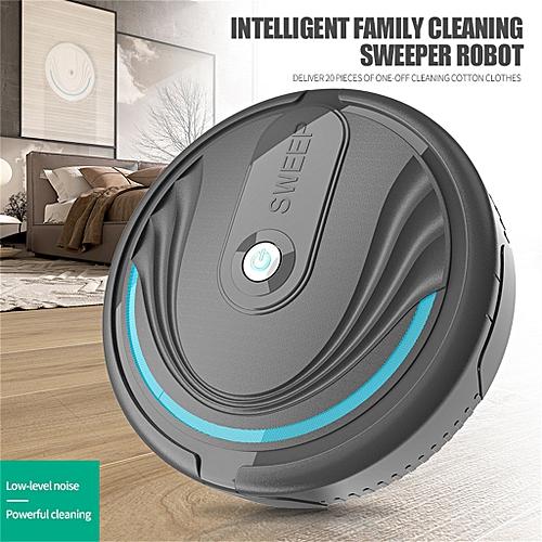 Automatic Smart Household Sweeping Machine Robot Cleaner Vacuum Floor Dust Hair