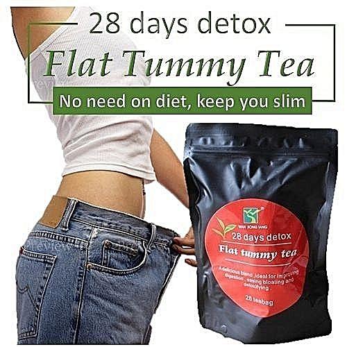 Premium Flat Tummy Tea - 28 Days Detox