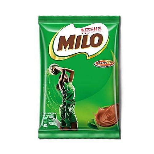 Milo Hot Chocolate Refill - 500g