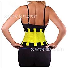 9e786a7cee4 Fashion Hot Shapers Hot Belt Power Fitness Body Shaper Waist Trimmer- Multi  Colour