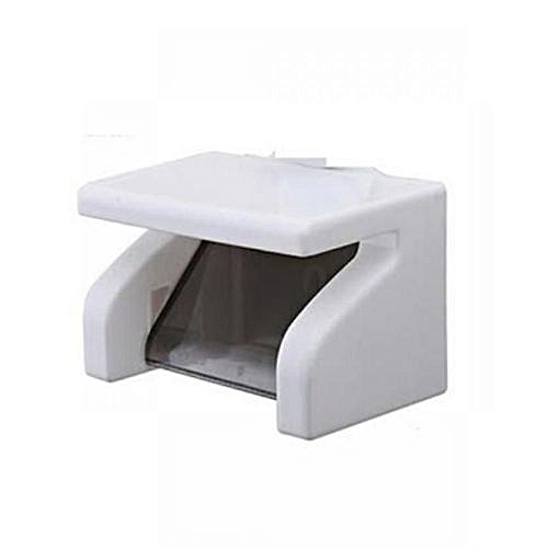 Classic Tissue Holder And Roller