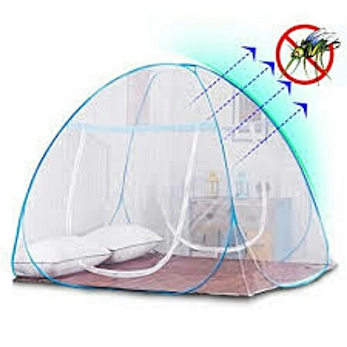 Collapsible Mosquito Tent For Bed Size