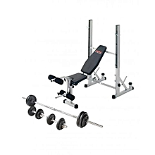 Bench Press With 50Kg Weight for sale  Nigeria