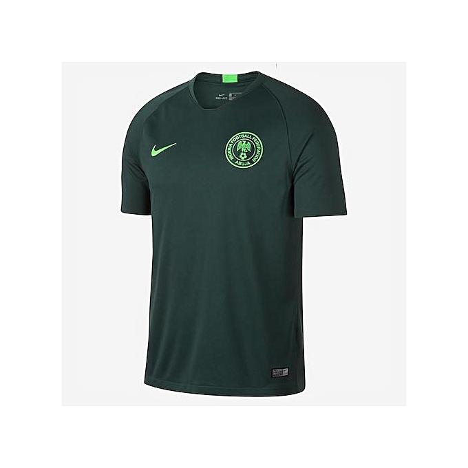 f016055aa77 Nike Nigeria Away Jersey - 2018 (Fan Grade)