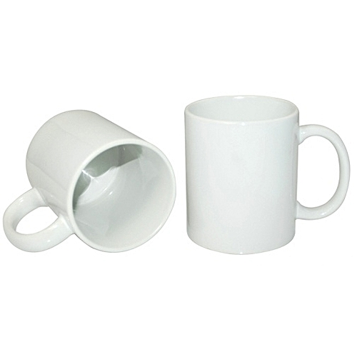 Plain Ceramic Sublimation Mug