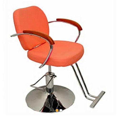 Salon Barber Chair H7007 -(ORANGE)