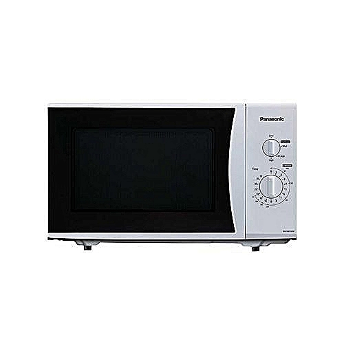 20LIT Microwave Oven Stainless Face St255 -white