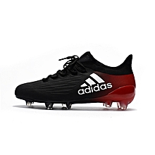 Men Soccer Shoes Football Boots Waterproof Soccer Cleats Boot Shoes Sports  Shoes Outdoor Indoor Soccer Training 6bd825a6a0b34