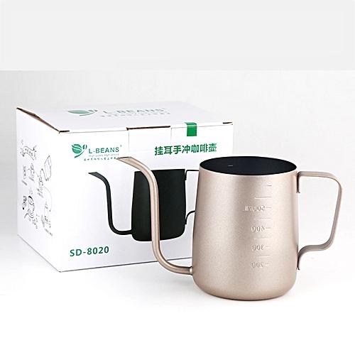 600ml 20oz Gooseneck Kettle For Coffee Dripper Brewer