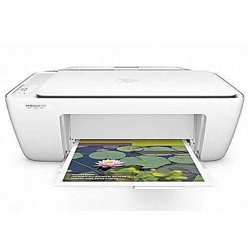 DeskJet 2130 3-in-1 Print Scan And Photocopy Printer