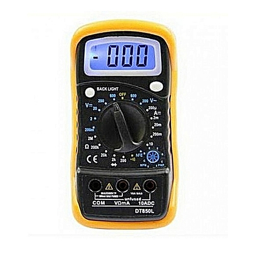 Digital Multimeter DT830L