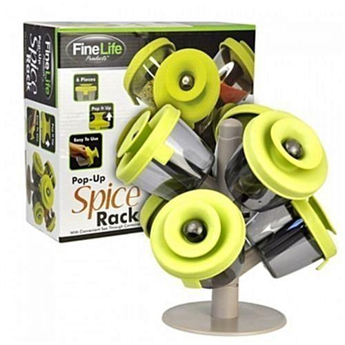 Spice And Herbs Racks 6pcs