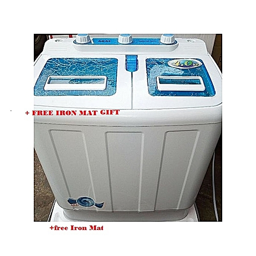 Washing Machine With Spinning Function - 4.0kg + Free Gift