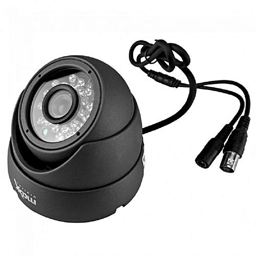 CCTV 3.6MM AHD Indoor Camera - Black/White