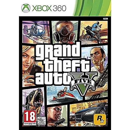 GTA V [Xbox 360]