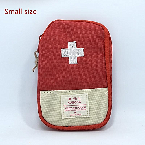 South Korea Travel Portable Emergency Kit Portable Small Package Small Storage Bag Medical Emergency Kit Emergency Kit