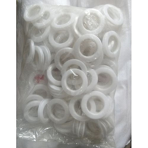 Plastic Ring For Eyelet Curtain Pack Of (100 - 300) Pieces