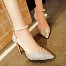 2bb6ce760a61 Women High Heel Shoes Thin Sandals And High Heels