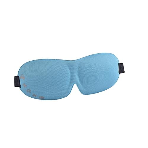 3D Eye Mask Shade Cover Rest Sleep Eyepatch Blindfold