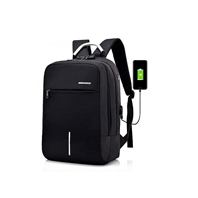 acf0327309 KODDS 2019 Anti Theft Oxford Smart Bag With Power Bank- Smart Laptop ...