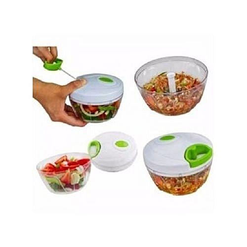 Generic Hand Crank Food Chopper