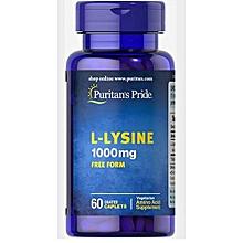 Puritan's Pride L-Lysine 1000mg