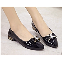 f48f1d5b455 Classic Women Low Pump Ladies Shoes-Black