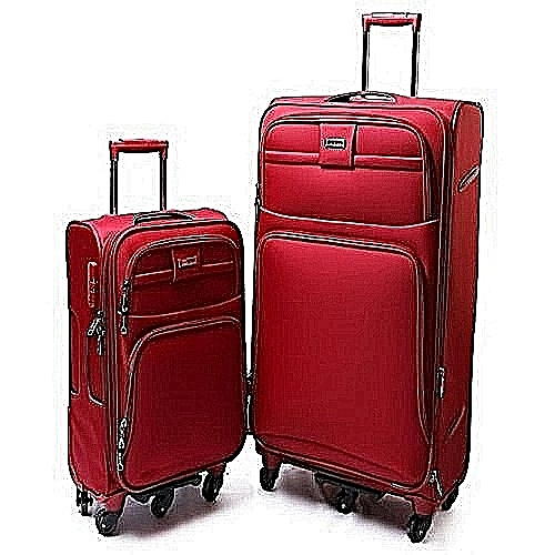 Fashion Pilot Case Travelling Box/Luggage -2 Set