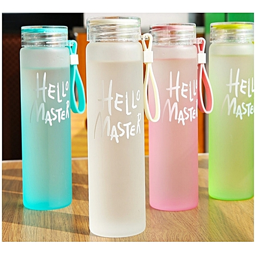 Glass Color Cup