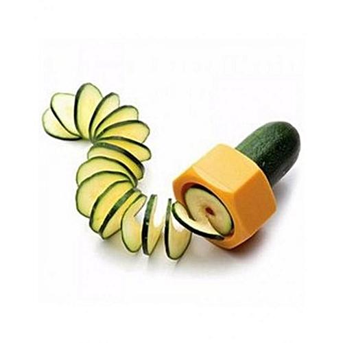 Cucumber Slicer - Yellow