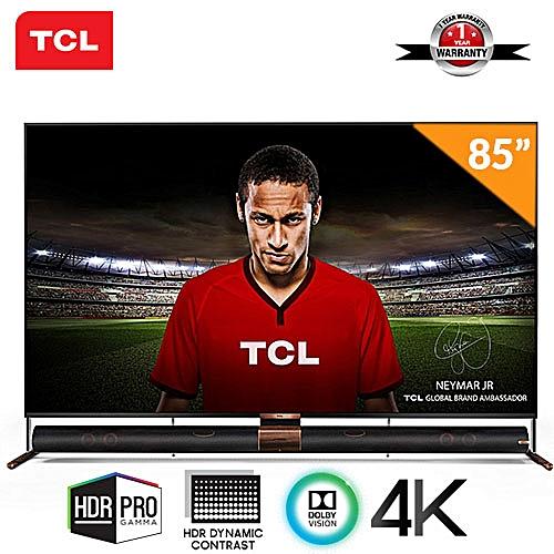 85 Inch 4K Ultra HD Smart QLED TV