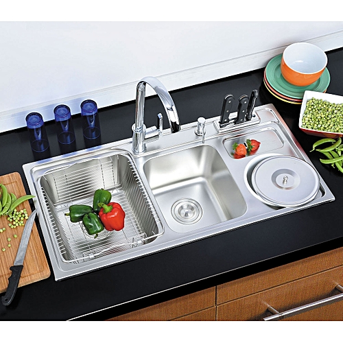 LUXURY STAINLESS SINK