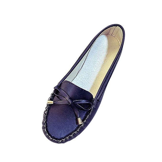 8293e69f7958 Summer Women Flats Shoes Casual Flat Women Shoes Slips Flat Women s Shoes-Black  (EU