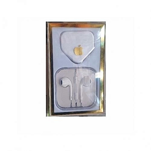 IPhone Charger And Earpiece(white) + Cable