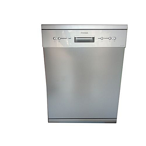Silver Dishwasher