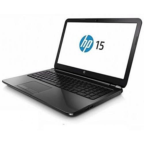 Notebook 15-bs021ne Intel Core I3-6006U 2.0Ghz Processor (4GB SDRAM, 500 GB DD) 15.6-Inch Free DOS Laptop - Black