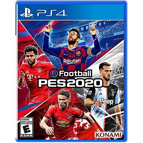 PS4 Konami Football PES 2020 - PlayStation 4